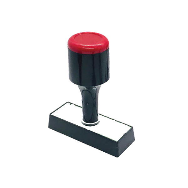 Rubber Stamp (Polymer / Laser Rubber) - 40mm